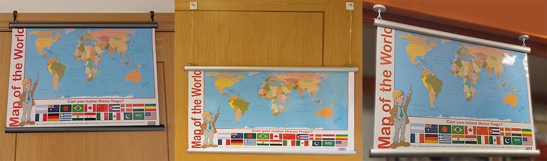 Poster Hanger Kits