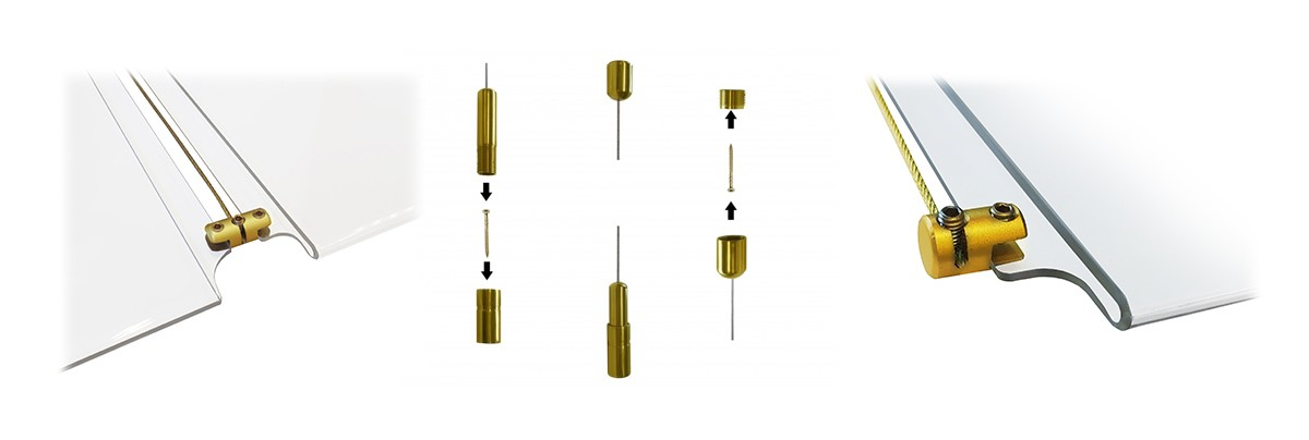 Brass/Gold Fittings