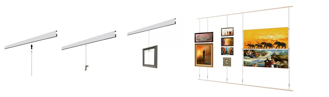 Picture Hanging System KITS